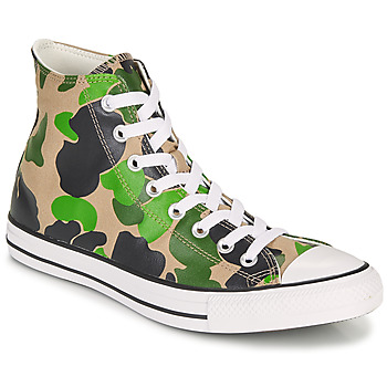Skor Herr Höga sneakers Converse CHUCK TAYLOR ALL STAR ARCHIVE PRINT  HI Kamouflage