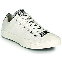 Skor Dam Sneakers Converse CHUCK TAYLOR ALL STAR DIGITAL DAZE OX Vit / Svart