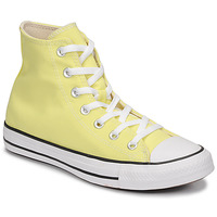 Skor Dam Höga sneakers Converse CHUCK TAYLOR ALL STAR SEASONAL COLOR HI Gul