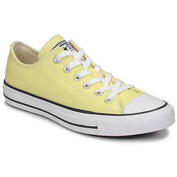 Skor Dam Sneakers Converse CHUCK TAYLOR ALL STAR SEASONAL COLOR OX Gul