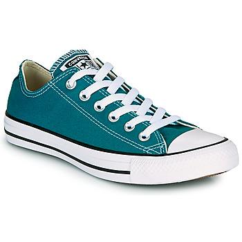 Skor Dam Sneakers Converse CHUCK TAYLOR ALL STAR SEASONAL COLOR OX Blå