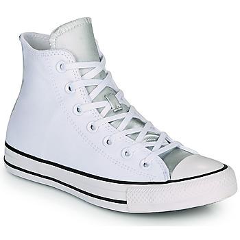 Skor Dam Höga sneakers Converse CHUCK TAYLOR ALL STAR ANODIZED METALS HI Vit