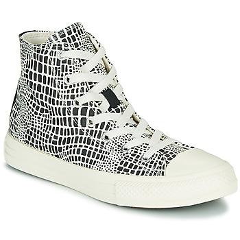 Skor Flickor Höga sneakers Converse CHUCK TAYLOR ALL STAR DIGITAL DAZE HI Svart / Vit