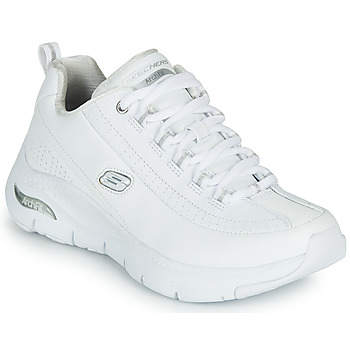 Skor Dam Sneakers Skechers ARCH FIT Vit
