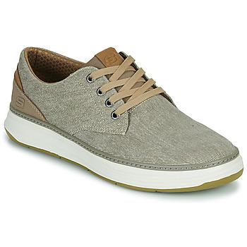 Skor Herr Sneakers Skechers MORENO EDERSON Grå