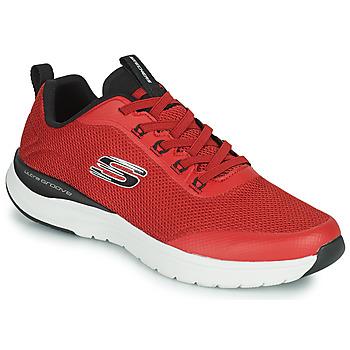 Skor Herr Sneakers Skechers ULTRA GROOVE Röd