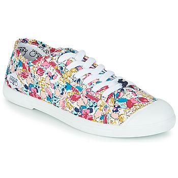 Skor Dam Sneakers Le Temps des Cerises BASIC 02 Flerfärgad