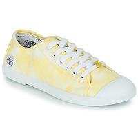Skor Dam Sneakers Le Temps des Cerises BASIC 02 Gul
