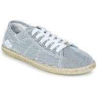 Skor Dam Sneakers Le Temps des Cerises BEACH Blå / Vit