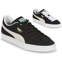 Skor Sneakers Puma SUEDE Svart