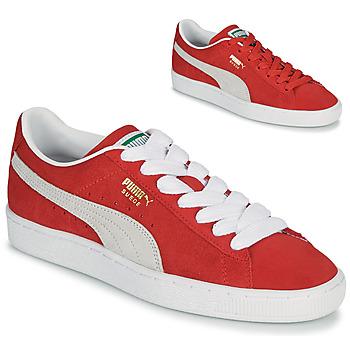 Skor Sneakers Puma SUEDE Röd