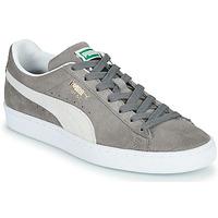Skor Sneakers Puma SUEDE Grå
