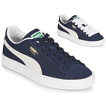 Skor Sneakers Puma SUEDE Blå