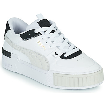 Skor Dam Sneakers Puma CALI SPORT Vit / Svart