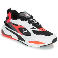 Skor Herr Sneakers Puma RS FAST Vit / Svart / Röd