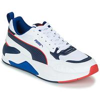 Skor Herr Sneakers Puma XRAY2 Vit / Svart / Blå
