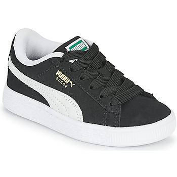 Skor Barn Sneakers Puma SUEDE PS Svart