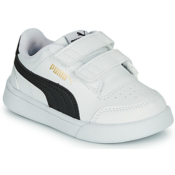 Skor Barn Sneakers Puma SHUFFLE INF Vit / Svart