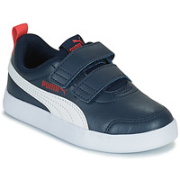 Skor Barn Sneakers Puma COURTFLEX PS Svart