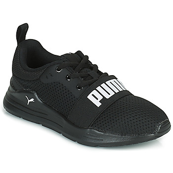 Skor Pojkar Sneakers Puma WIRED PS Svart