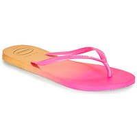 Skor Dam Flip-flops Havaianas SLIM GRADIENT Rosa / Gul