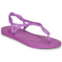Skor Dam Sandaler Havaianas LUNA Violett