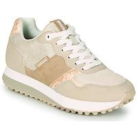 Skor Dam Sneakers MTNG 60033 Beige
