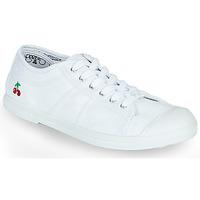 Skor Dam Sneakers Le Temps des Cerises BASIC LACE Vit