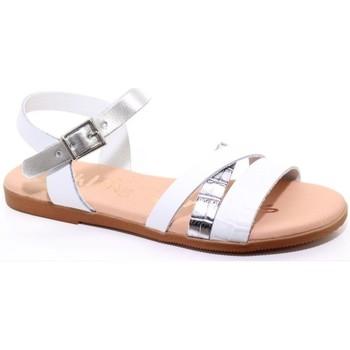 Skor Flickor Sandaler Oh My Sandals 24562-24 Vit