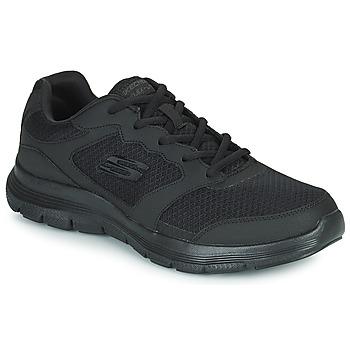 Skor Herr Sneakers Skechers FLEX ADVANTAGE 4.0 Svart