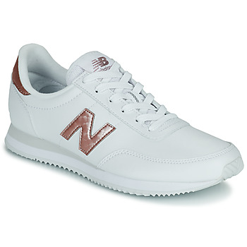 Skor Dam Sneakers New Balance 720 Vit / Guld