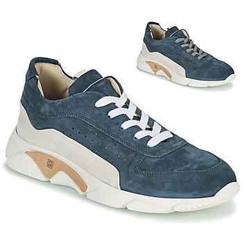 Skor Herr Sneakers Moma NEW-CASTLE Blå