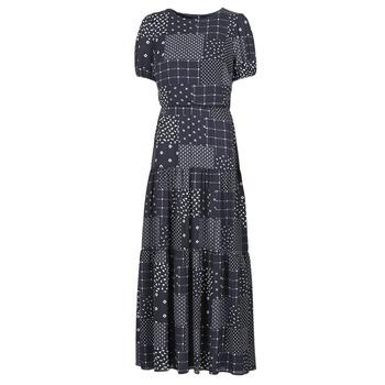 textil Dam Långklänningar Lauren Ralph Lauren MYRIAM Marin