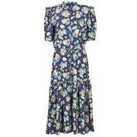 textil Dam Långklänningar Lauren Ralph Lauren BAYZEE Flerfärgad
