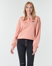 textil Dam Sweatshirts Vans WM DOME GROWN POLO F Rosa