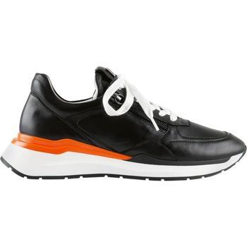 Skor Dam Sneakers Högl Framtidens Schwarz Svart