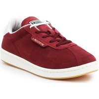 Skor Dam Sneakers Lacoste Masters 319 1 Sfa Rödbrunt