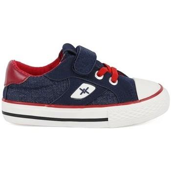 Skor Pojkar Sneakers Chika 10 24453-18 Blå