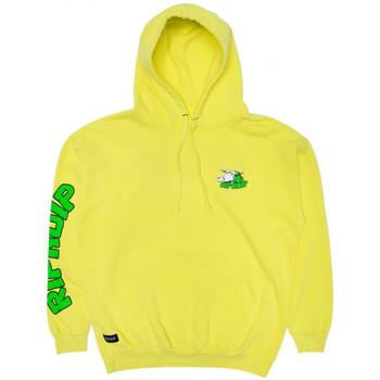 textil Herr Sweatshirts Ripndip Teenage mutant hoodie Grön
