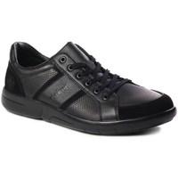 Skor Herr Sneakers Rieker B271200 Svarta
