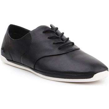 Skor Dam Sneakers Lacoste Rosabel Lace Svarta