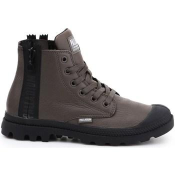 Skor Dam Höga sneakers Palladium Manufacture Pampa Ubn Zips Bruna
