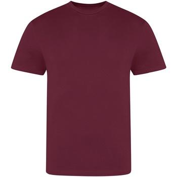 textil Herr T-shirts Awdis JT100 Bourgogne
