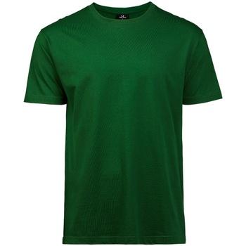 textil Herr T-shirts Tee Jays T8000 Skogsgrön