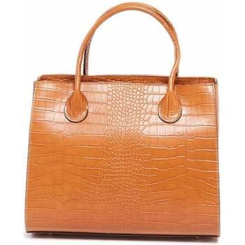 Väskor Dam Handväskor med kort rem Maison Heritage FAME CAMEL