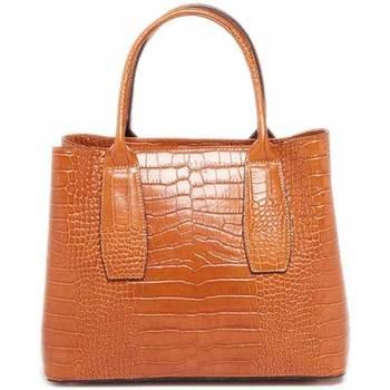 Väskor Dam Handväskor med kort rem Maison Heritage LEXI CAMEL