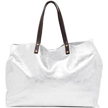 Väskor Dam Handväskor med kort rem Maison Heritage NARY ARGENT