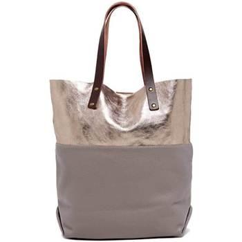 Väskor Dam Handväskor med kort rem Maison Heritage ALON gris