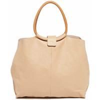 Väskor Dam Handväskor med kort rem Victor & Hugo LILA beige