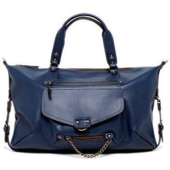 Väskor Dam Handväskor med kort rem Abaco Paris ODELIA bleu